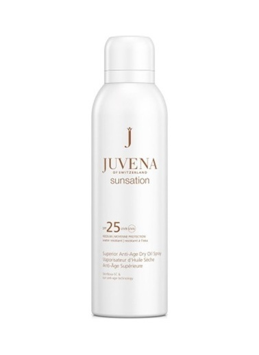 Juvena Sunsatıon Superıor Antı Age Dry Oıl Spray Spf 25 200 Ml Renksiz